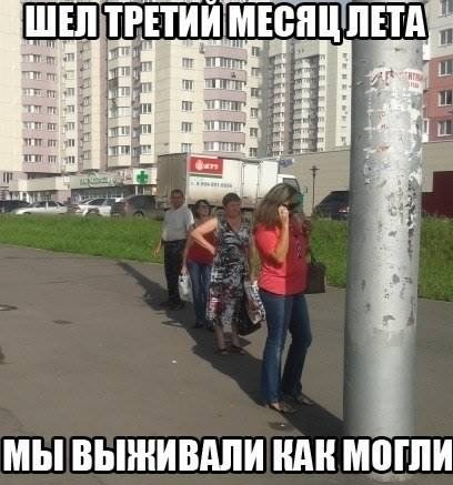 — Картинки-приколы — Приколы, видео ...: prikol.poltava.info/pictures/leto-zhara-8668